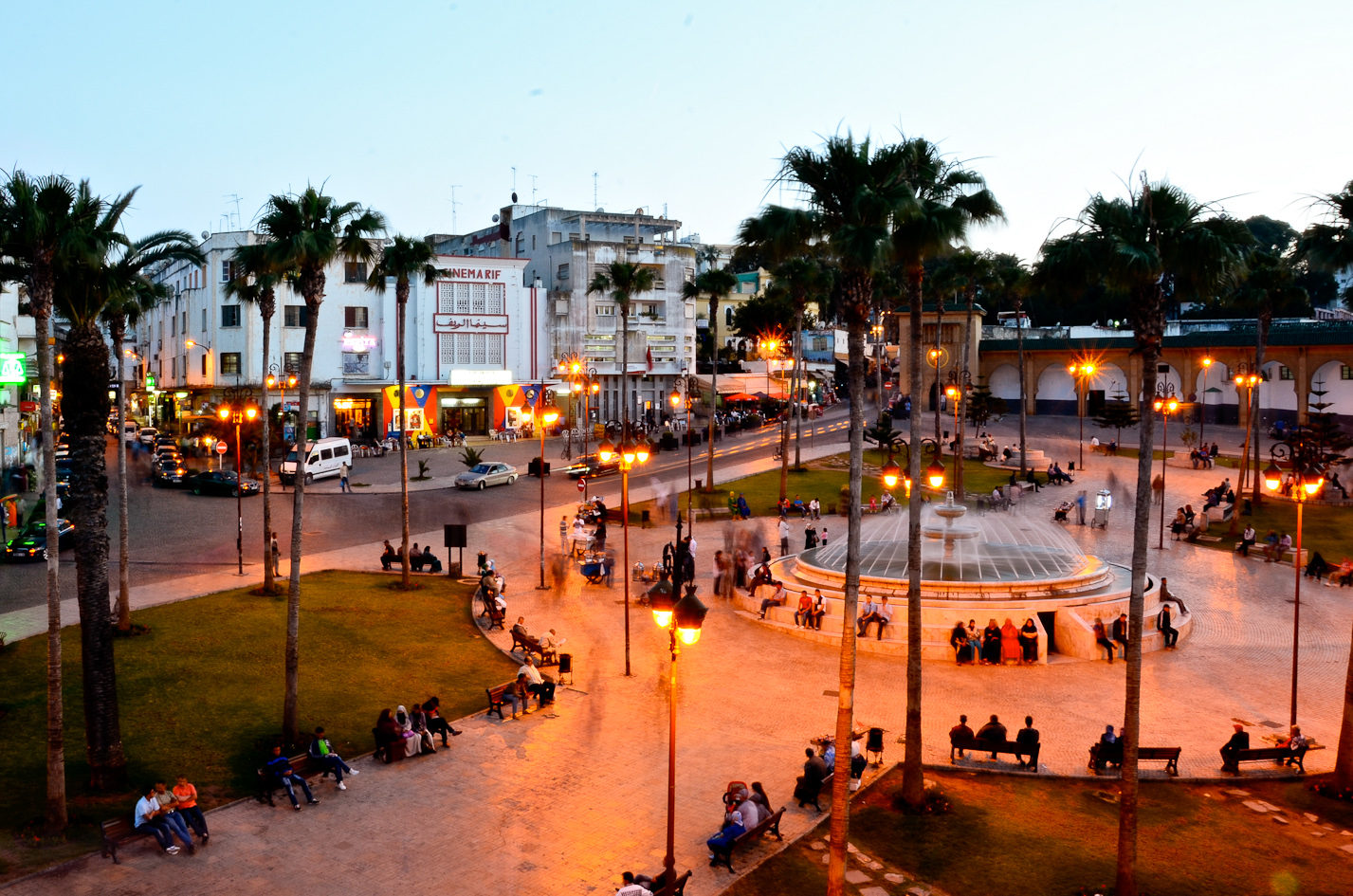 Tanger t touan al hoceima la chambre de commerce annonce for Chambre de commerce tanger