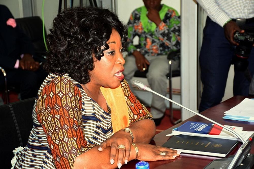 La citation du jour par Shirley Ayorkor Botchway, Ministre Ghanéenne des Affaires  Etrangères - Infomédiaire