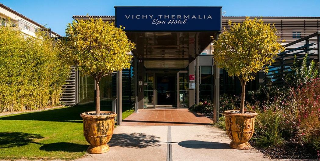 Hotel  Etoiles Vichy