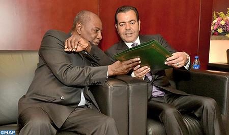 Moussa Faki : reformer l'Union africaine est une