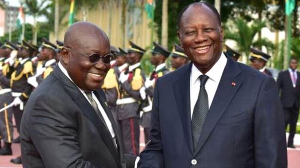 La Côte d'Ivoire et le Ghana signent un accord de