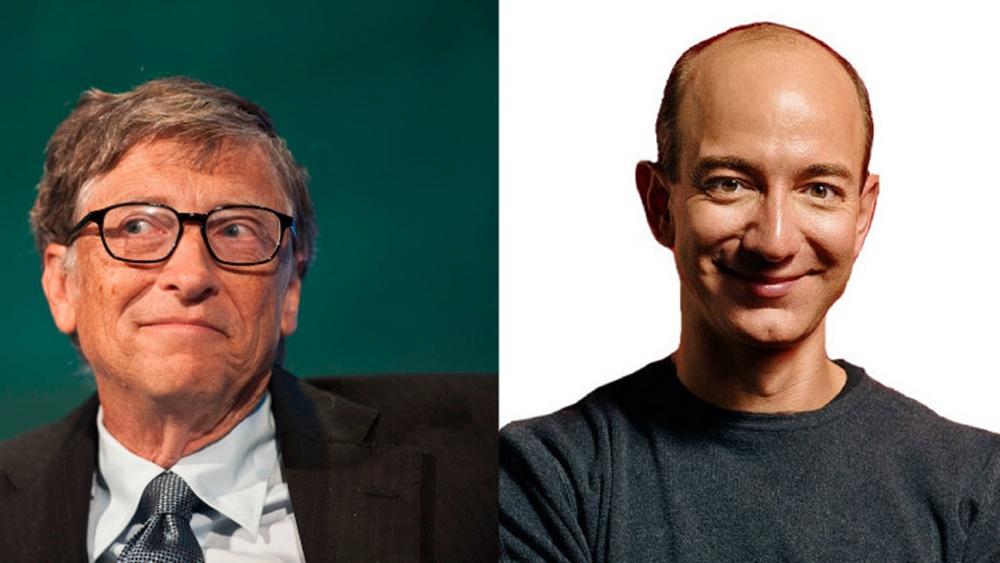 Jeff Bezos, l'homme le plus riche du monde