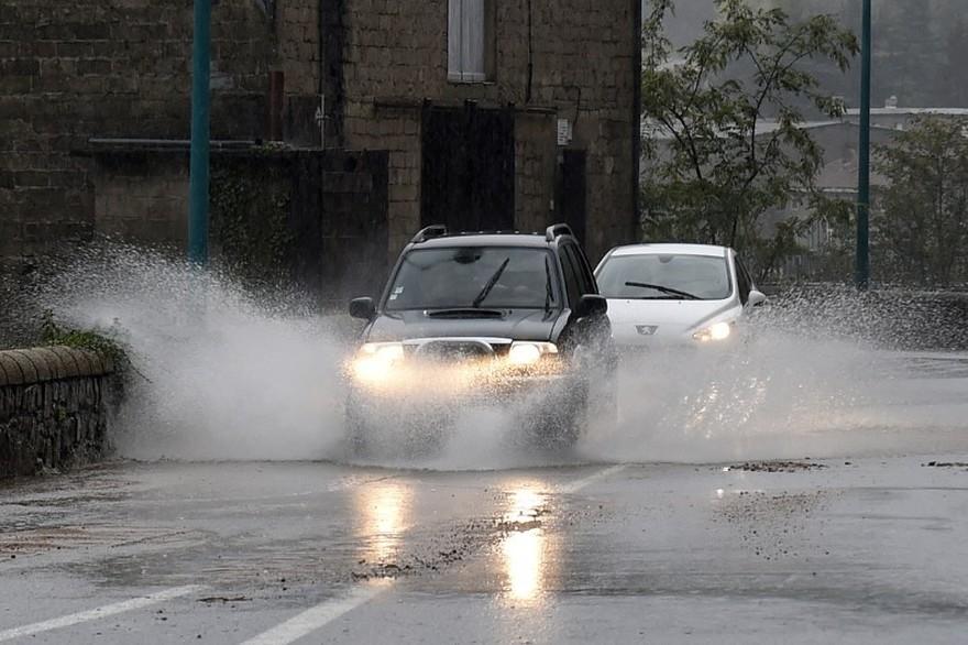 De fortes pluies prévues encore ce samedi — Maroc
