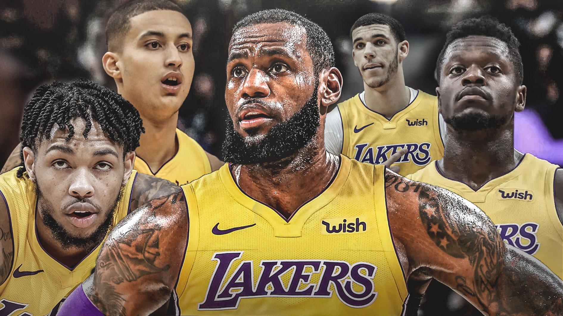 1901eb20e41 Infomédiaire Sport – La star américaine de la NBA LeBron James a signé un  ...