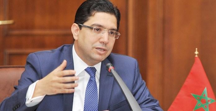 La Citation Du Jour Par Nasser Bourita Ministre Des