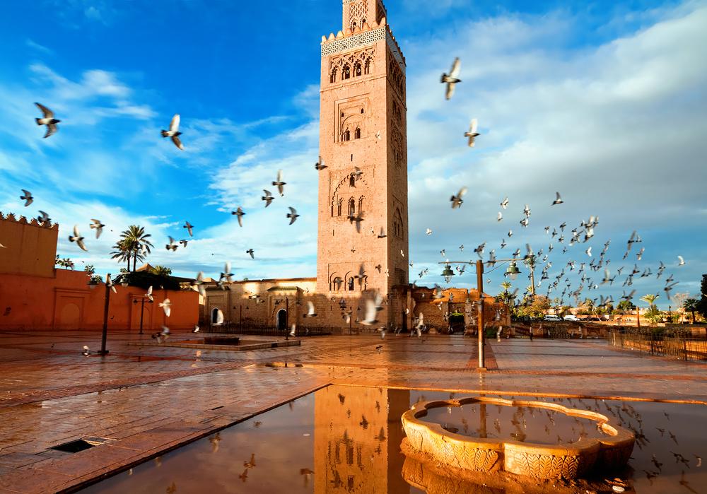 maroc touristique