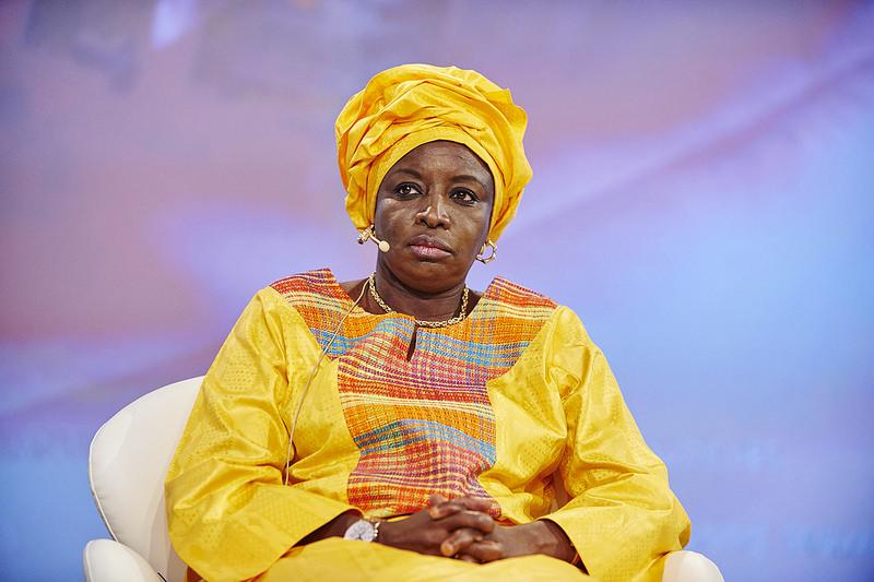 """Résultat de recherche d'images pour """"Aminata Touré"""""""