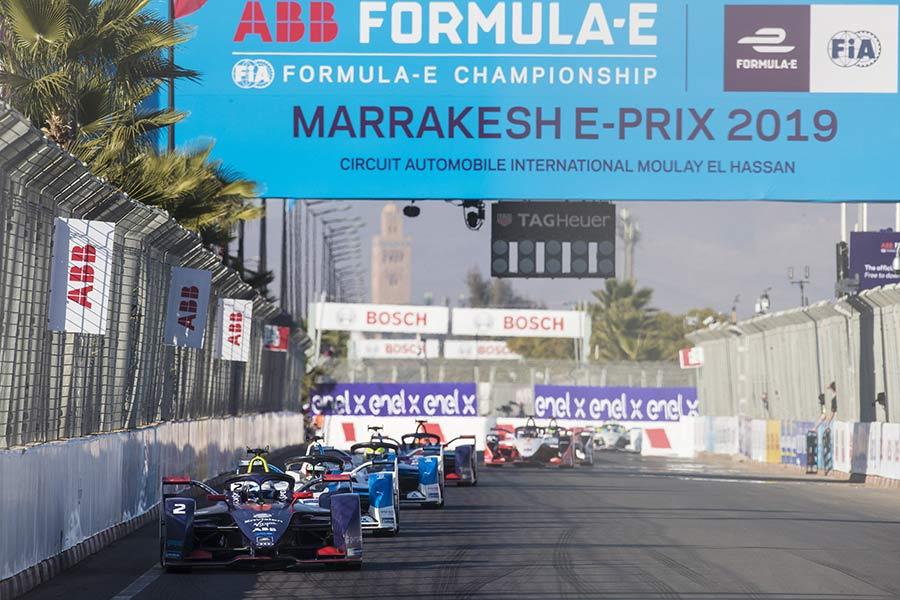 Calendrier Formule E 2020.Alerte Sport Marrakech De Retour Dans Le Calendrier De La