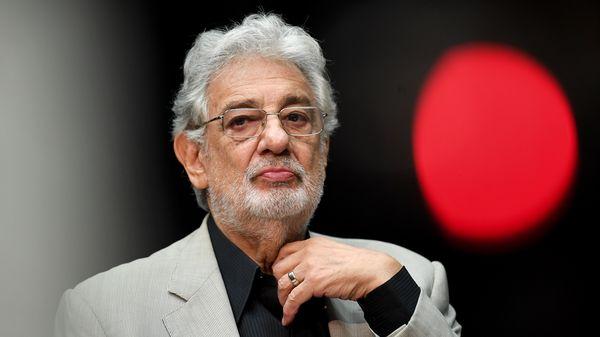 Le ténor espagnol Plácido Domingo testé positif — Coronavirus